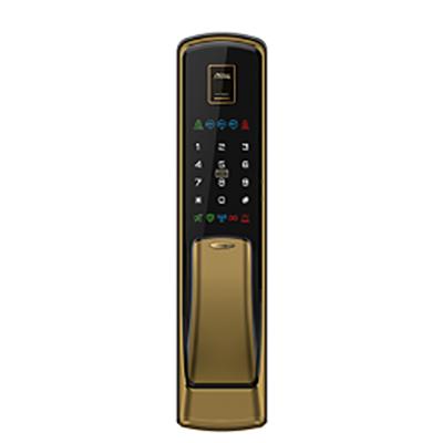 Khóa vân tay Milre Mi 7800 Gold