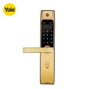 Khóa vân tay Yale YDM 4115 vàng