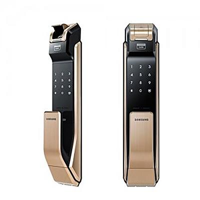 Khóa vân tay Samsung SHS-P718 Gold