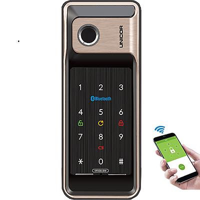 Khóa cửa vân tay Unicor VR500-BW